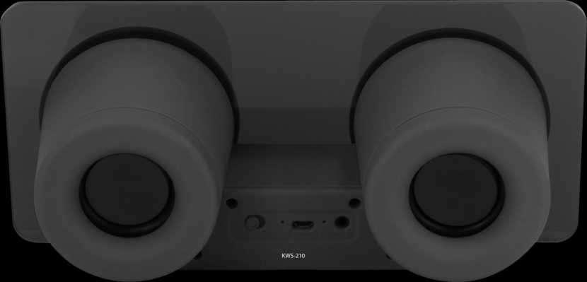 Speaker Klip kws-210rd 6w bt/rojo - 2