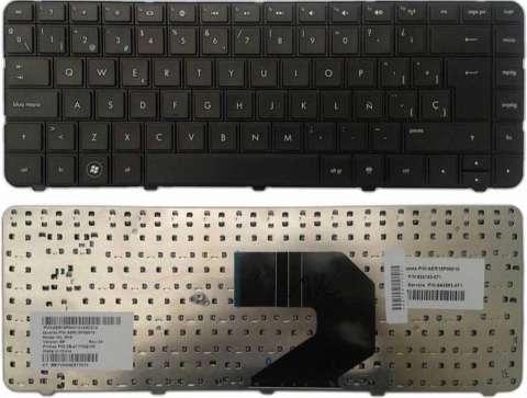 Teclado HP cq43 g4 1000 español
