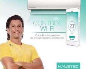 Aire acondicionado Haustec 18.000 btu