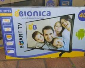 TV LED Smart Bionica 40 pulgadas