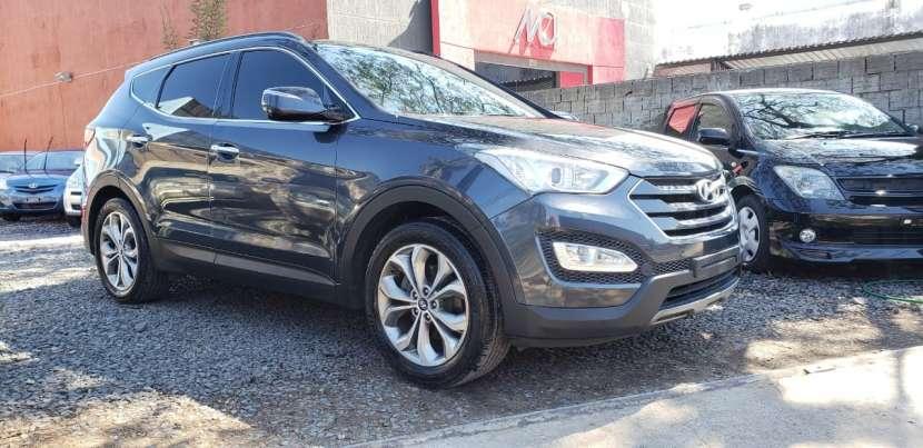 Hyundai Santa Fe 2014 motor 2000 diésel
