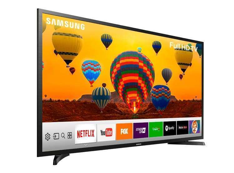 Smart tv Samsung 43 pulgadas nuevos - 1