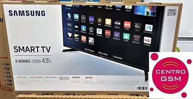Smart Tv Samsung 43 pulgadas nuevas
