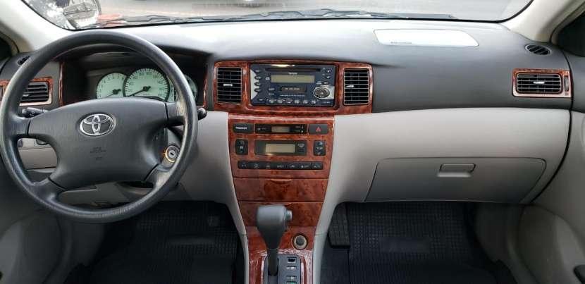 Toyota Corolla 2000 motor 1500 naftero automático - 7