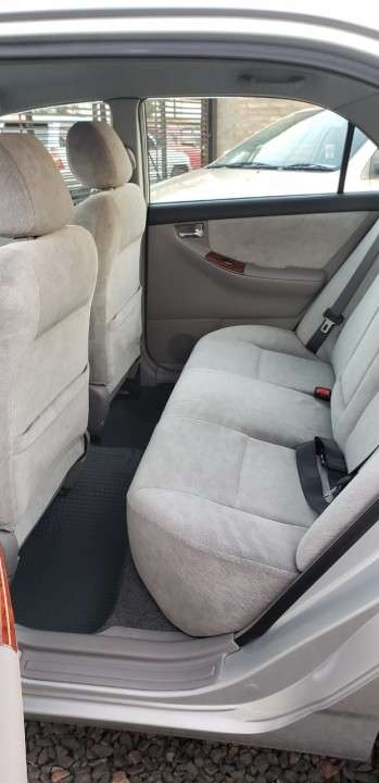Toyota Corolla 2000 motor 1500 naftero automático - 6