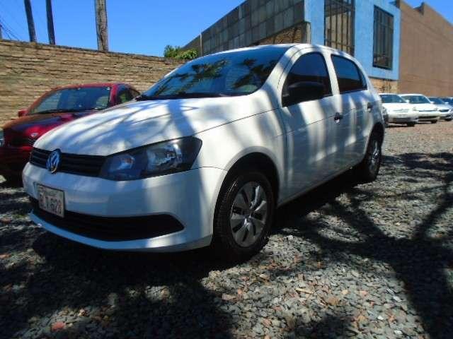 Volkswagen Novo Gol 2014 motor 1600 naftero flex mecánico