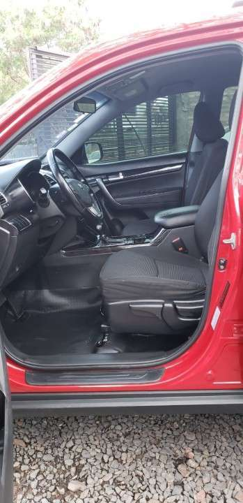Kia Sorento 2013 bordo automático - 5