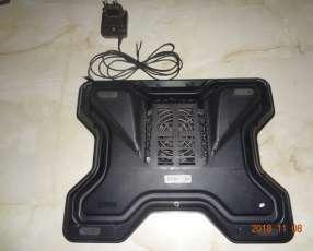 Base con ventilador para laptop o notebook