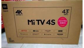 Smart tv Xiaomi 43 pulgadas 4K nuevas