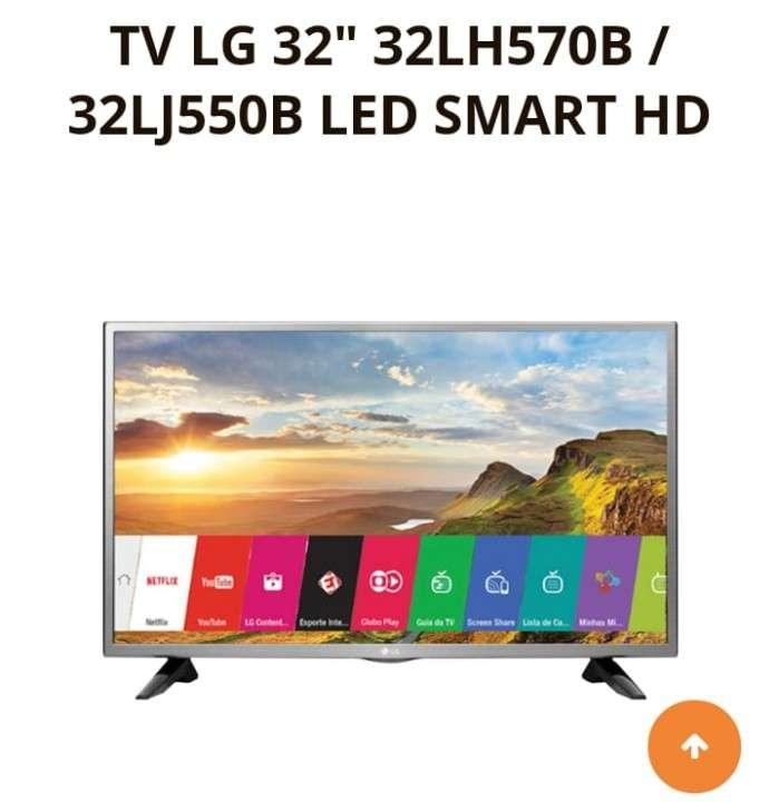 Tv led smart hd LG 32 pulgadas - 1