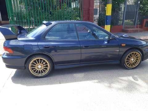 Subaru impreza wrx turbo 1998 impecable - 0