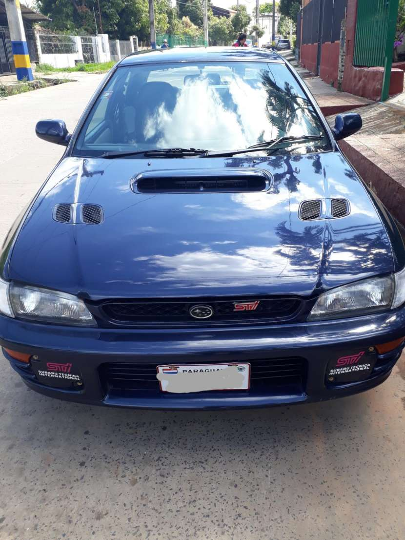 Subaru impreza wrx turbo 1998 impecable - 10