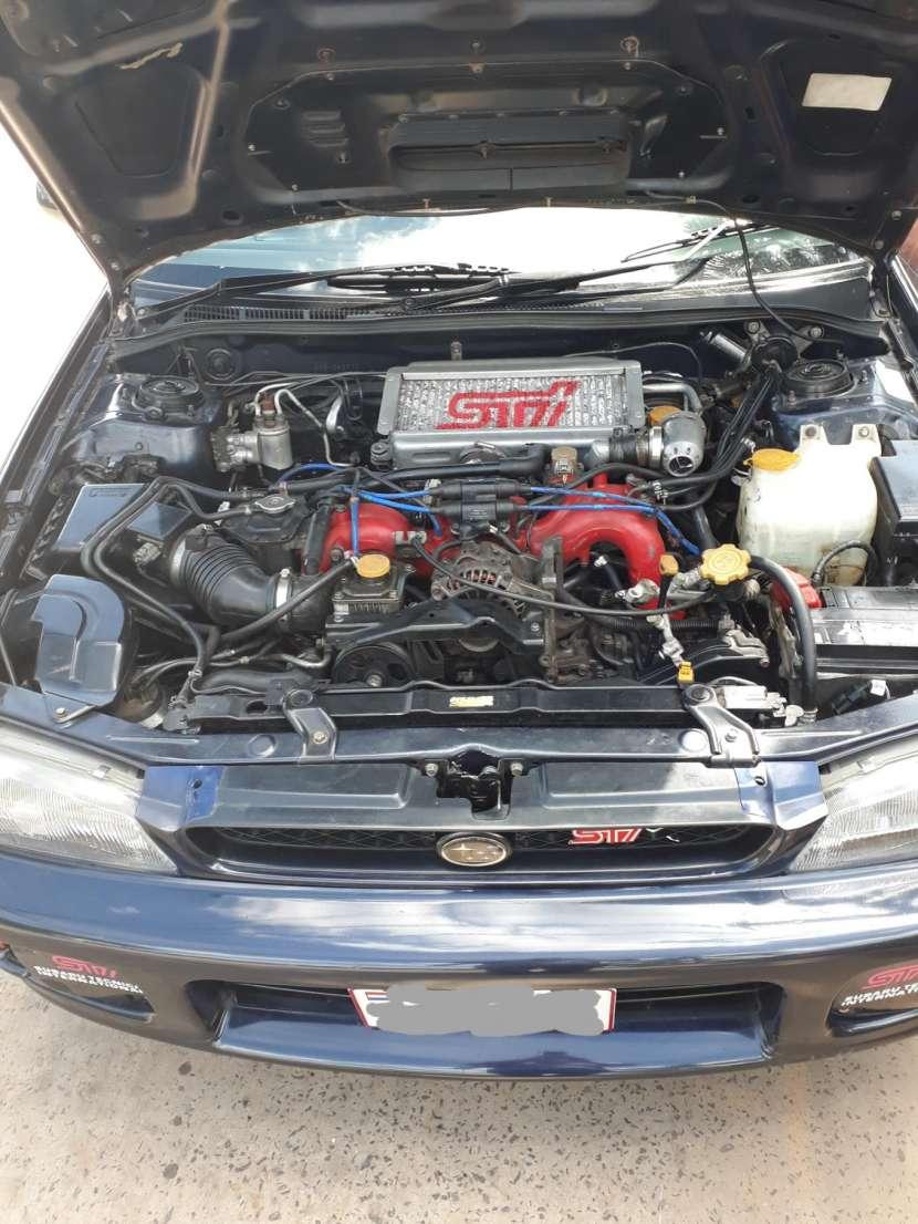 Subaru impreza wrx turbo 1998 impecable - 2