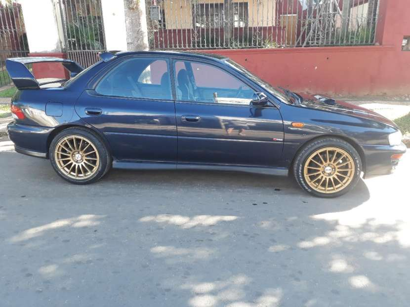 Subaru impreza wrx turbo 1998 impecable - 3
