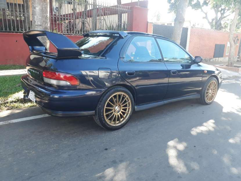 Subaru impreza wrx turbo 1998 impecable - 4