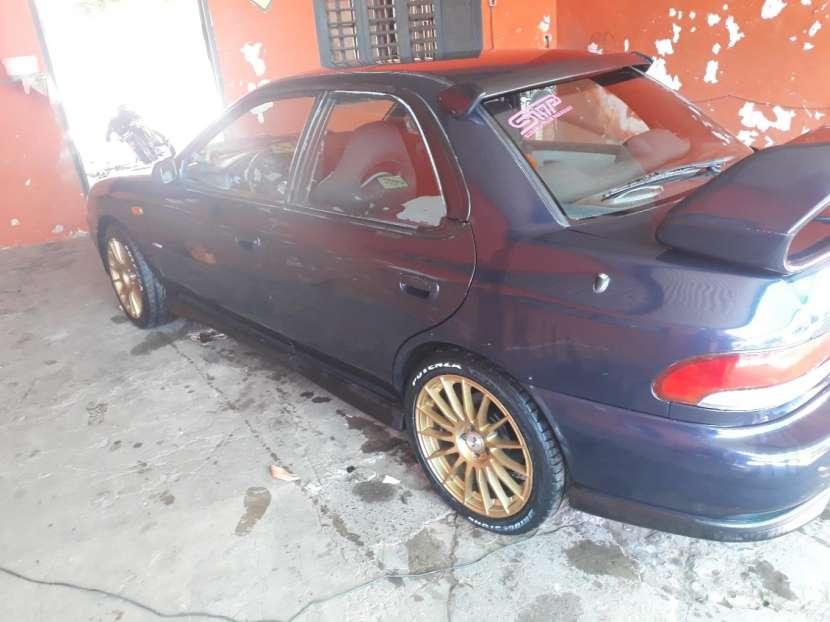 Subaru impreza wrx turbo 1998 impecable - 5