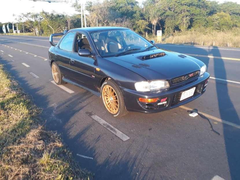 Subaru impreza wrx turbo 1998 impecable - 6