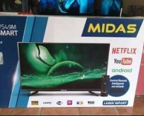 Tv Led Midas smart 49 pulgadas