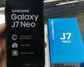 Samsung Galaxy J7 neo nuevo en caja
