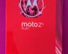 Motorola Moto Z2 Play 64 gb nuevos