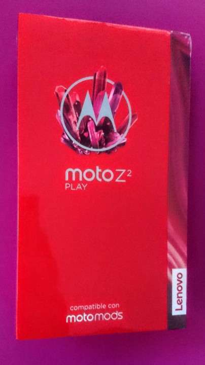 Motorola Moto Z2 Play 64 gb nuevos - 0