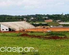 Terreno 9.200 m2 a 100 metros del nuevo Estadio de Encarnación