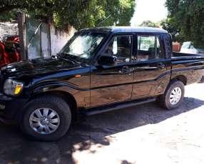 Mahindra Pick Up 2010 doble cabina turbo diésel mecánico 4x2
