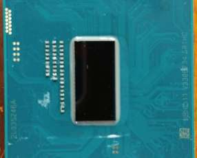 Procesador Intel Core i3 4000M Socket G3 PGA 947