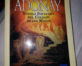 Libro Adonay