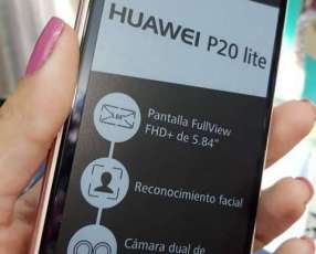 Huawei P20 lite rosa 32 gb nuevo