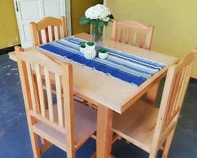 Juego de mesa para 4 personas