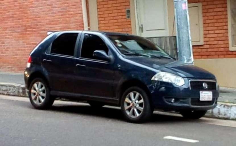 Fiat Palio 2011 Flex de Eurocar