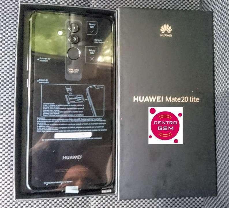 Huawei Mate 20 Lite 64 gb nuevos en caja - 1