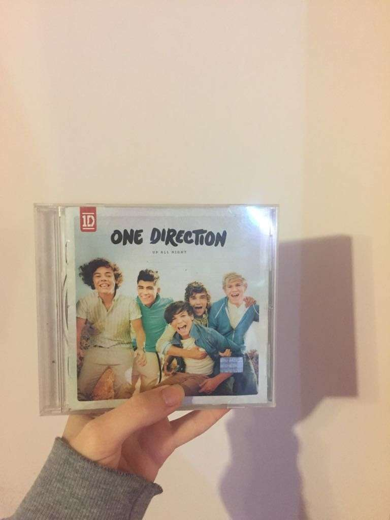CD One Direction