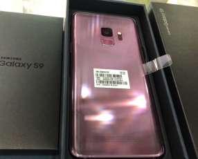 Samsung Galaxy S9 púrpura nuevo