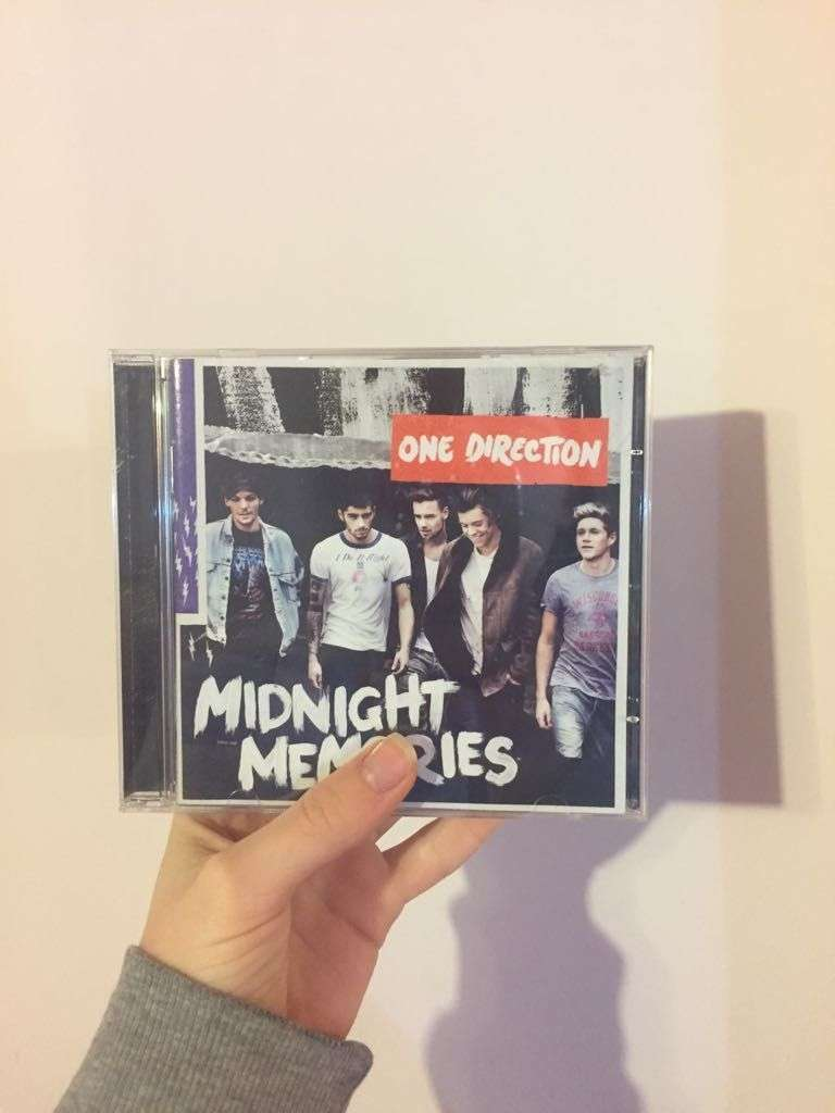 CD One Direction - 1