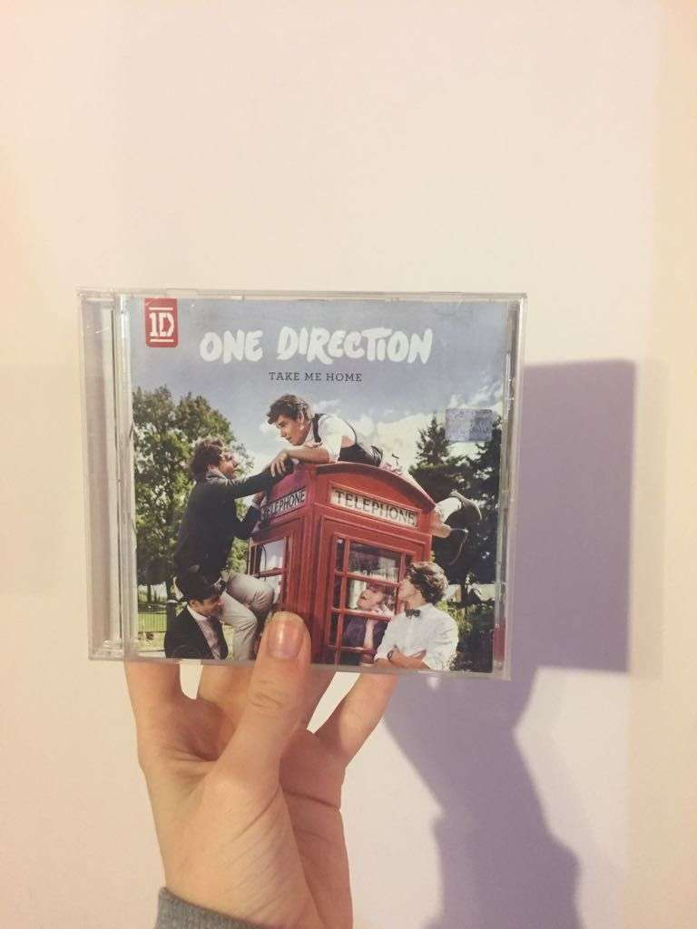 CD One Direction - 2