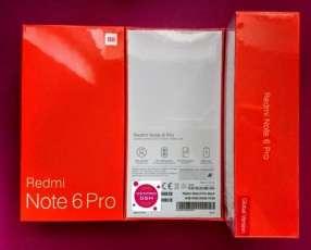 Xiaomi Note 6 Pro 64 gb nuevos en caja