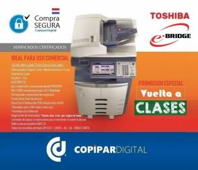 Fotocopiadora impresora Toshiba e-studio 356