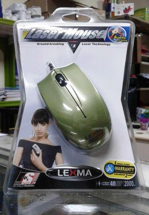 Mouse láser usb Lexma M560 - 0