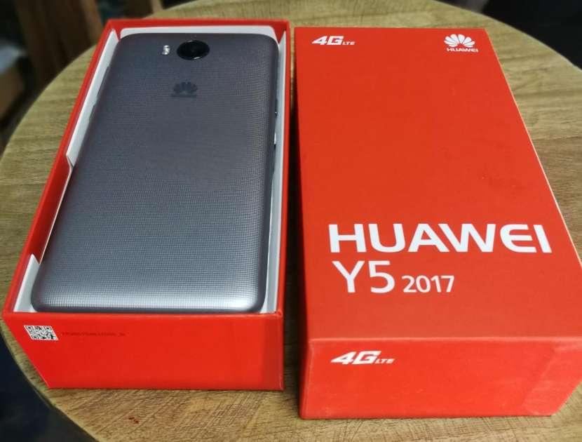 Huawei Y5 2017 de 16 gb nuevo - 0