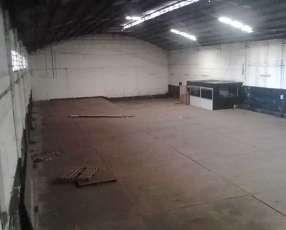 Depósito 360 m2 Sacramento