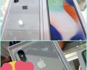 iPhone X de 64 gb nuevo en caja sellado