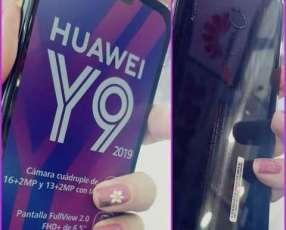 Huawei Y9 2019 de 64 gb nuevo en caja