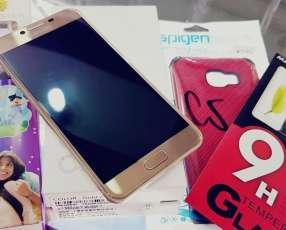 Samsung Galaxy C5 de 32 gb en cuotas