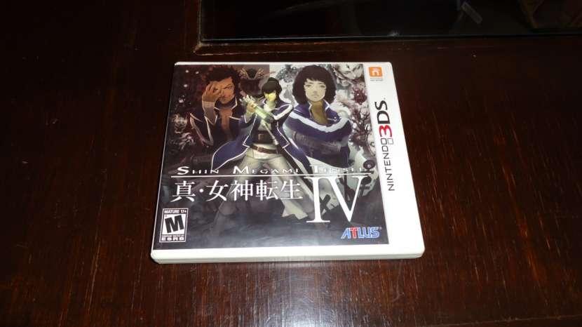 Shin Megami Tensei Persona 4 Nintendo 3DS