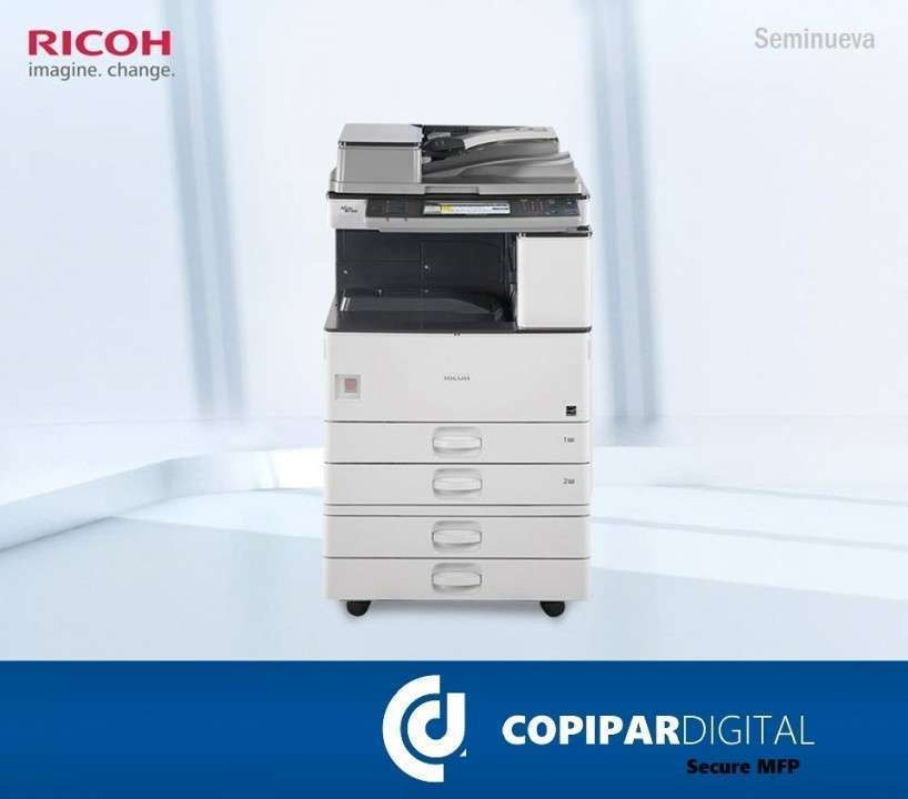 Importación y venta de máquinas fotocopiadoras - 0