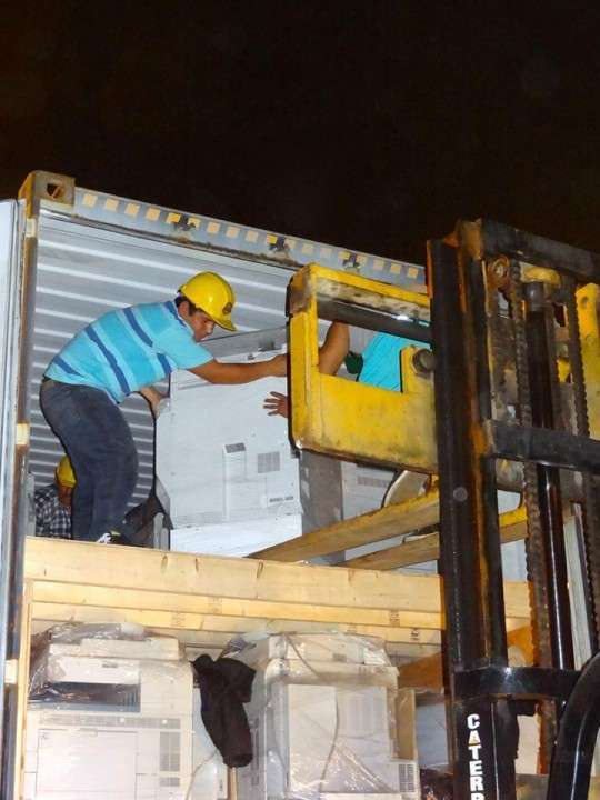 Importación y venta de máquinas fotocopiadoras - 2