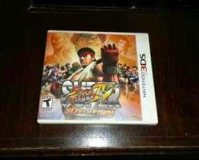 Juego Nintendo 3DS SSF4
