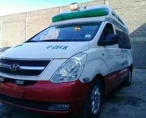 Ambulancia Hyundai Starex 2011